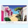 Affiche Le Racou Argeles-sur-mer - Foliove
