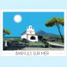 Affiche Banyuls-sur-mer bord - Foliove
