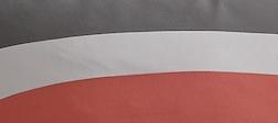 Cranberry / Zinc - Made in France - Uncoqdansletransat
