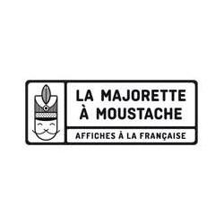 La Majorette à Moustache